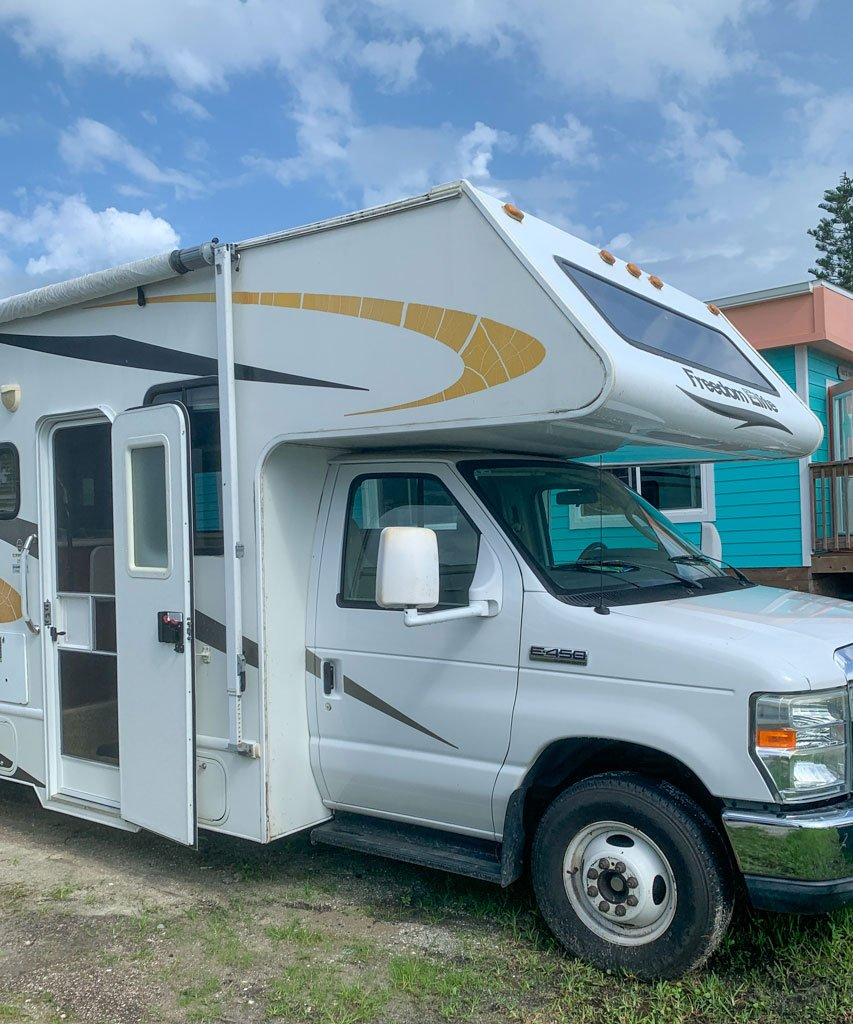 Renting an RV in Florida