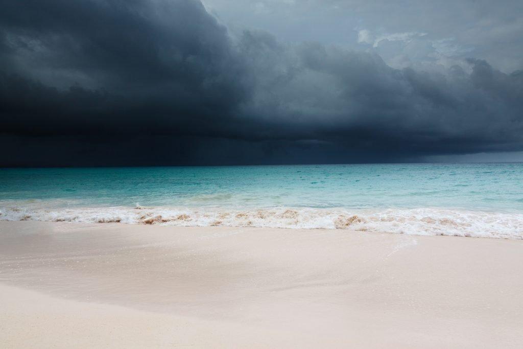 beach, blue, caribbean